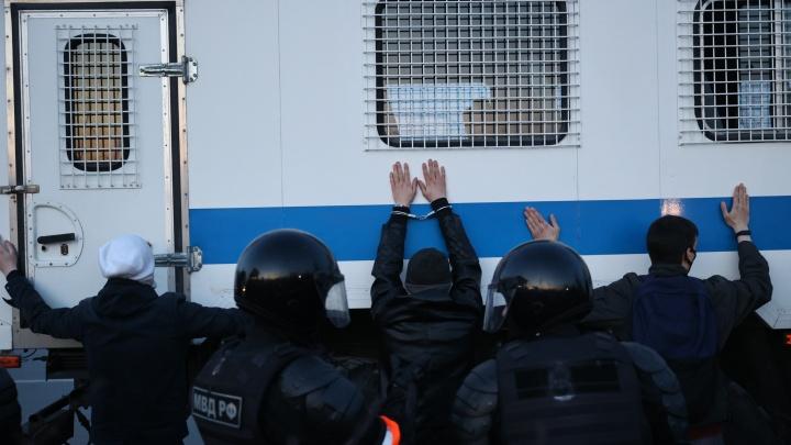 Уполномоченный по правам человека назвала число задержанных на акции протеста в Челябинске