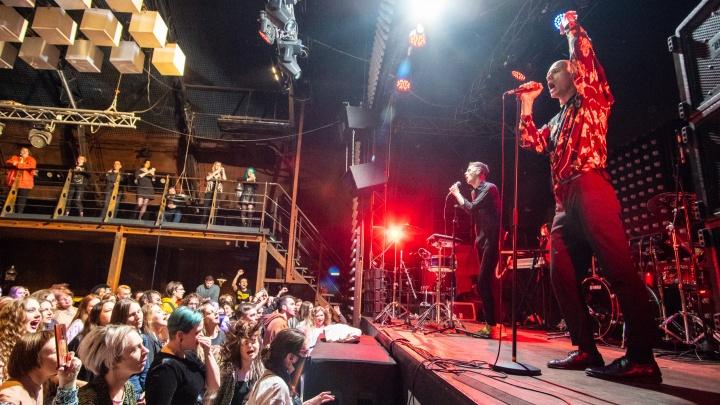 Демонические пляски под восторженные крики: как прошел концерт Shortparis в Омске