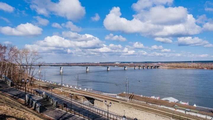Самый теплый месяц за последние 9 лет. В ГИС-центре рассказали о погоде в Пермском крае на апрель