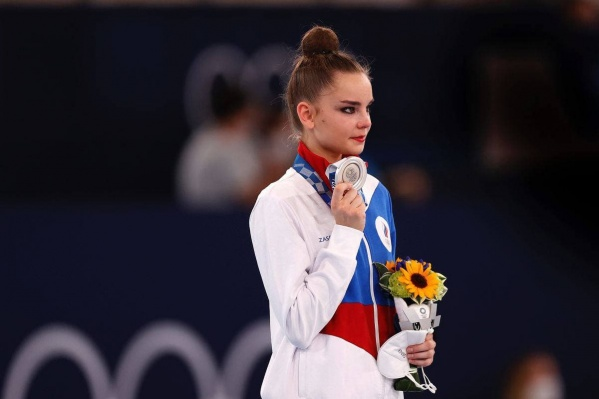 Дина Аверина по итогам финала женского многоборья в гимнастике стала второй