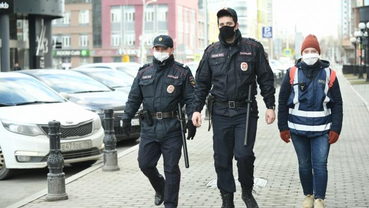 Куйвашев объявил о возвращении отрядов, которые будут наказывать антимасочников
