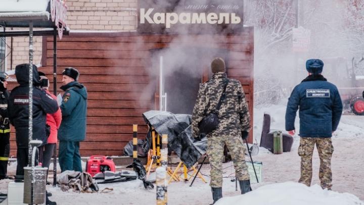 На суде по делу о трагедии в отеле «Карамель», где в кипятке погибли пять человек, допросили сотрудников ПСК