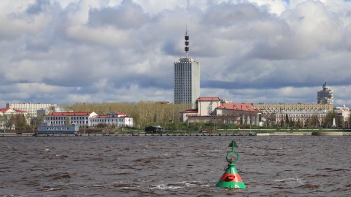 «Грозы вероятны»: синоптики рассказали, какую погоду ждать на выходные в Архангельской области