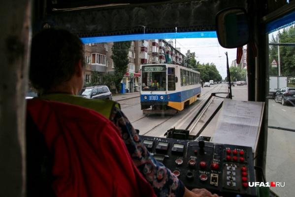 Через неделю трамваи должны вернуться