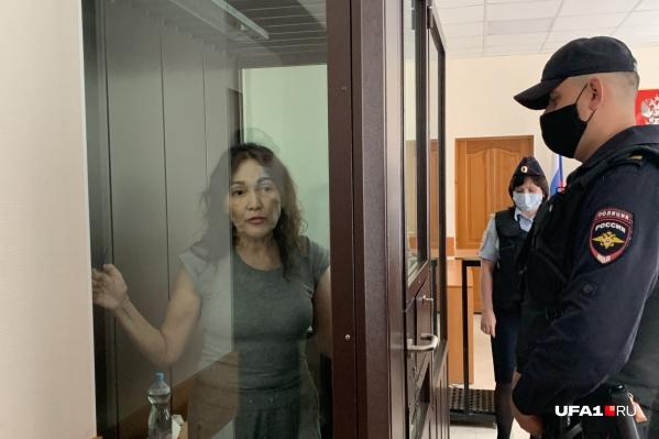 Рамиля Саитова просит выпустить ее из СИЗО