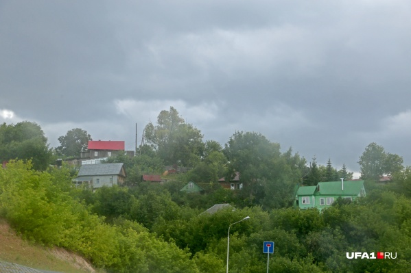 Уже завтра в Башкирии ожидаются ливень и туман