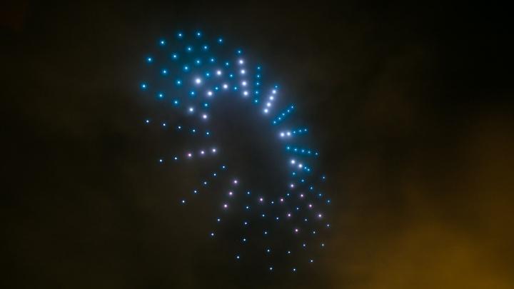 В это воскресенье красноярцам пообещали шоу дронов