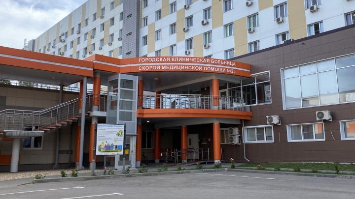 Он очень хотел домой: в Волгограде из окна больницы выпал пациент
