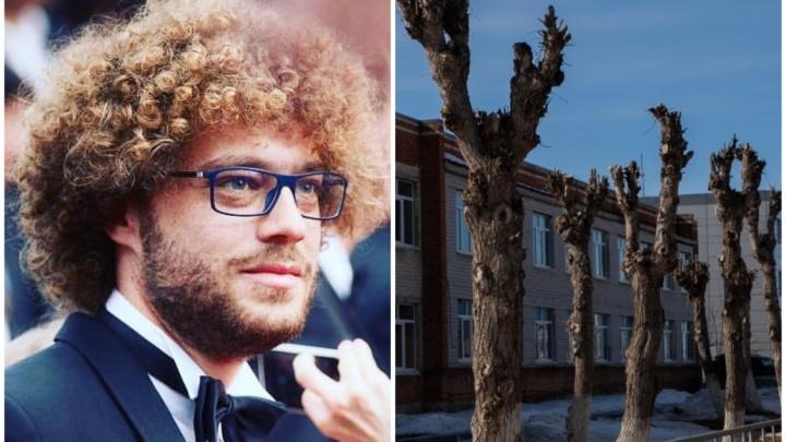 «Тюмень — город больших пеньков». Блогера Илью Варламова ужаснула наша обрезка деревьев