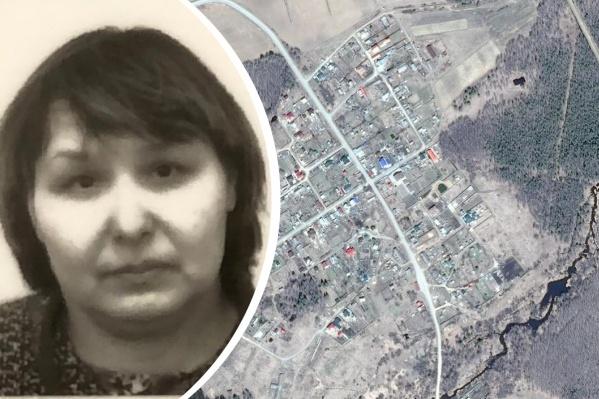 Светлана Исхакова пропала 22 июля