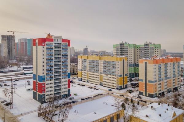 Заселение началось 25 января
