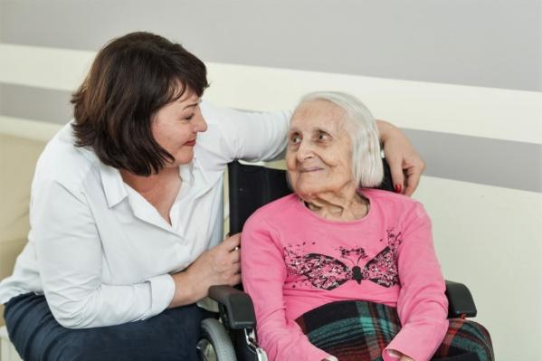 Современные пансионаты для пожилых не имеют ничего общего с советскими домами престарелых