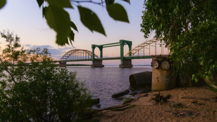 В ночь на понедельник Краснофлотский мост вновь закроют для проезда