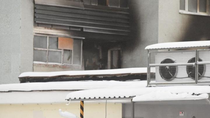 Семьи погибших при пожаре на Рассветной получат от мэрии денежную помощь