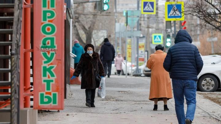 На Волгоград и область наступают настоящие январские морозы