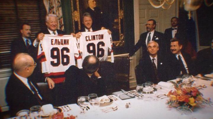 Лихие 90-е, американская мечта и русский хоккей: Wink анонсировал премьеру фильма «Красные пингвины»