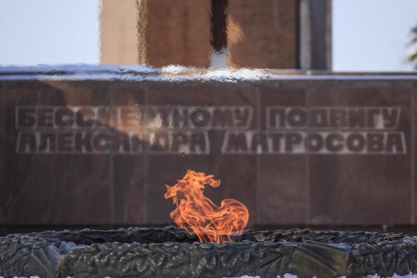 Парк Победы, по мнению депутата Павла Васильева, не подойдет для установки стелы «Город трудовой доблести»