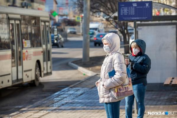 Автобусы приходилось ждать по полтора часа