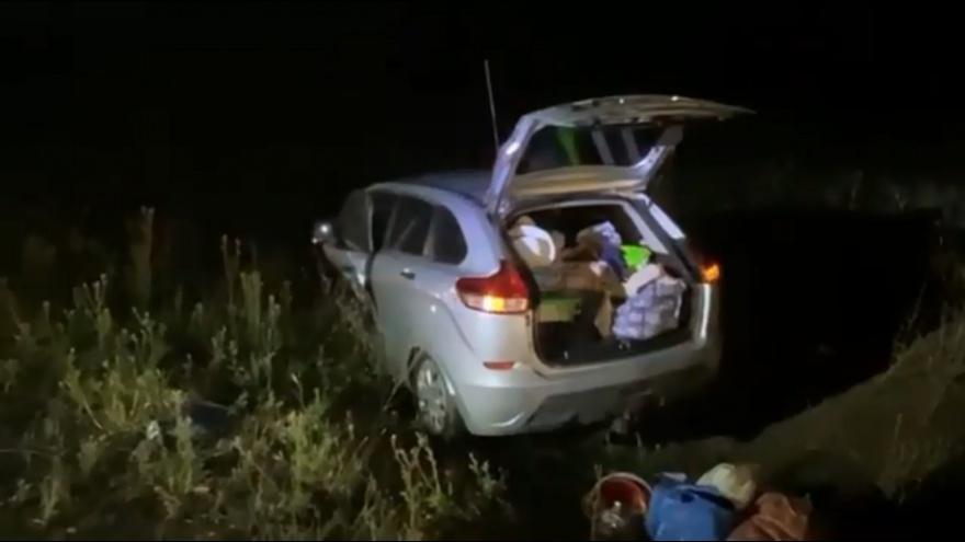 В Башкирии четыре человека попали в больницу после ДТП с Lada XRAY и Priora. Среди пострадавших — дети