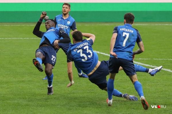 «Ротор» после победы «Уфы» над «Спартаком» рискует вернуться в ФНЛ в следующем сезоне