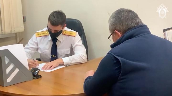 В Красноярске задержаны руководитель Росимущества и его заместитель за миллионную взятку