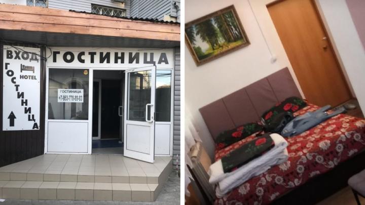 «Как он туда попал — непонятно»: в номере гостиницы возле Центрального рынка нашли тело