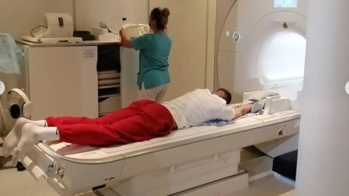 Цена победы: олимпийский чемпион Максим Храмцов обратился за помощью в сургутскую травматологию