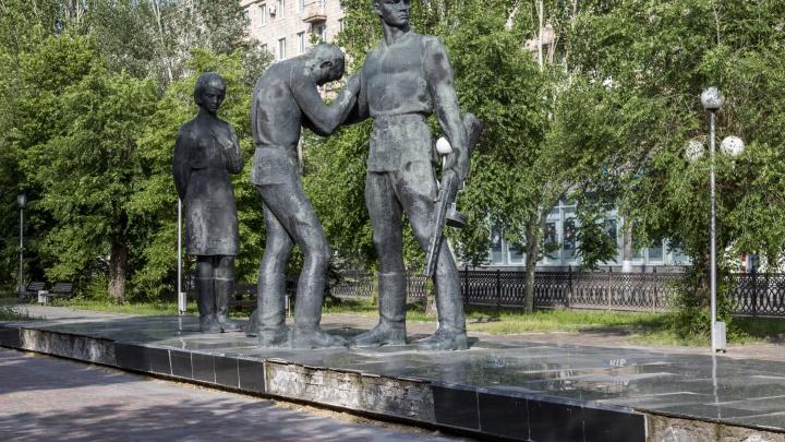 Волгоградский памятник комсомольцам отремонтирует фирма, причастная к ремонту острова Людникова