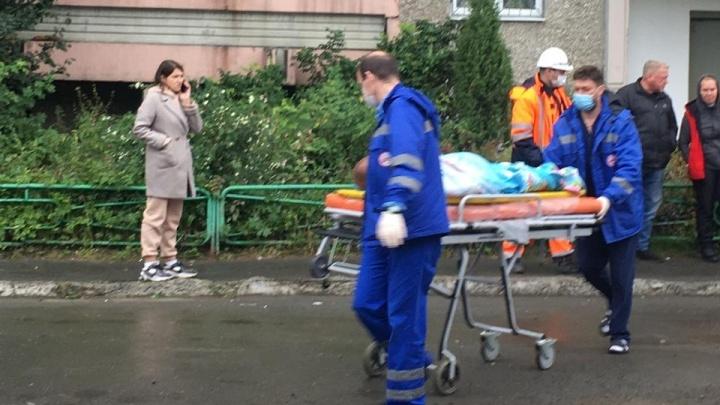 Стало известно, какие ожоги получил пострадавший от взрыва на Уралмаше