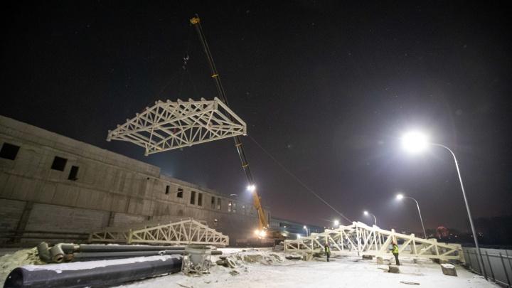 В Новосибирске выбрали подрядчика на строительство станции «Спортивная». Что о нем известно
