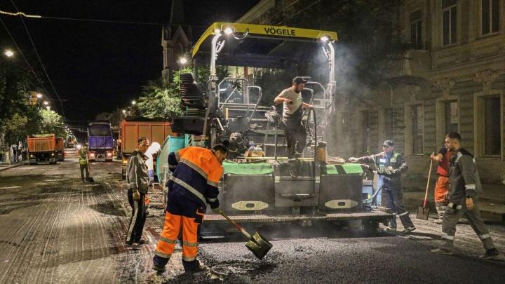 Стало известно, когда закончат ремонт на улице Куйбышева