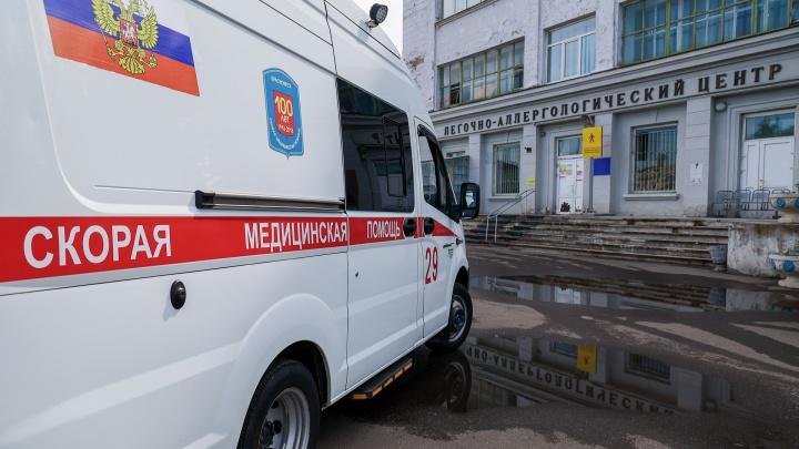 «Говорить не могу, сатурация упала»: в Красноярской краевой больнице сообщили о перебоях с кислородом