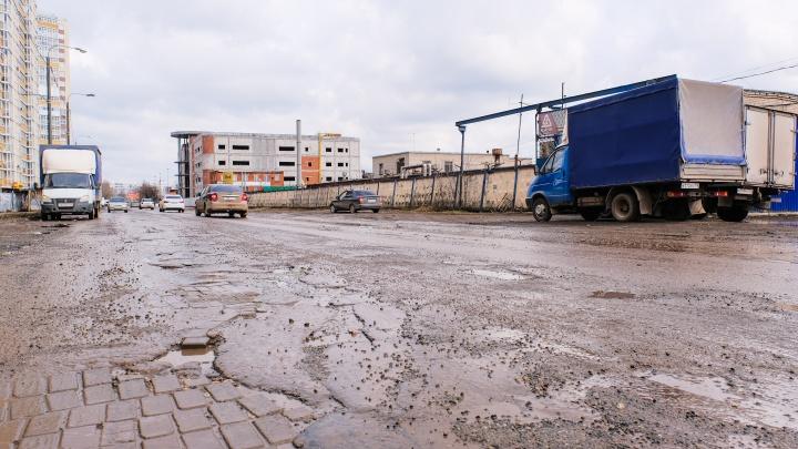 В выходные в Перми автобусы пустят в объезд реконструируемого участка улицы Карпинского