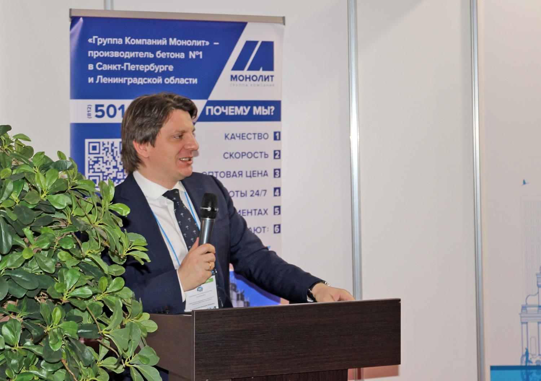 первый заместитель председателя Комитета по строительству Евгений Барановский