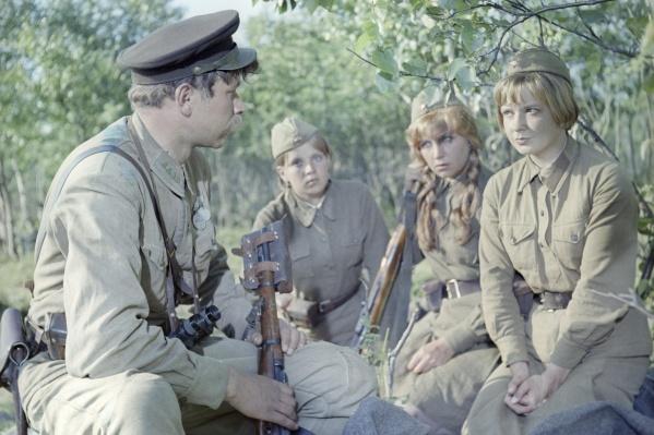27 августа 1972-го фильм «…А зори здесь тихие» был представлен на Международном кинофестивале в Венеции