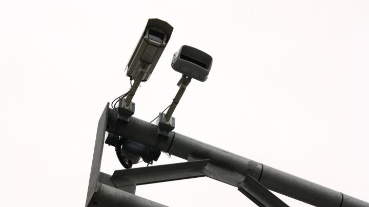 Екатеринбург завесят камерами, штрафующими за непристегнутый ремень безопасности