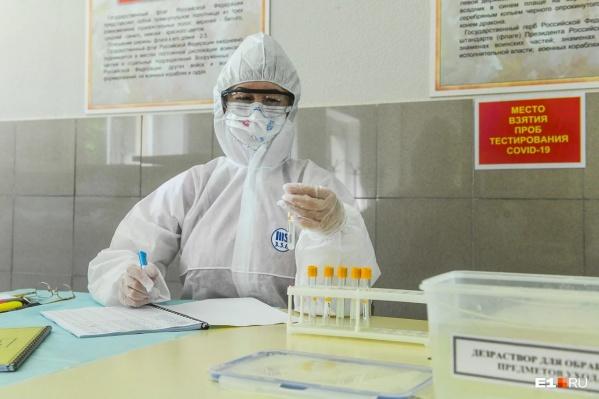 Количество тестов, которое сдали в регионе в последнее время, недостаточно для своевременного выявления заболевших