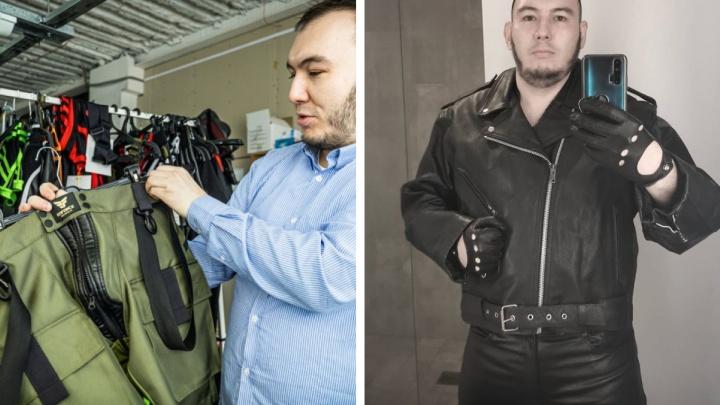Смелое белье для мужчин, сшитое на Дзержинке в Новосибирске, теперь продают в США