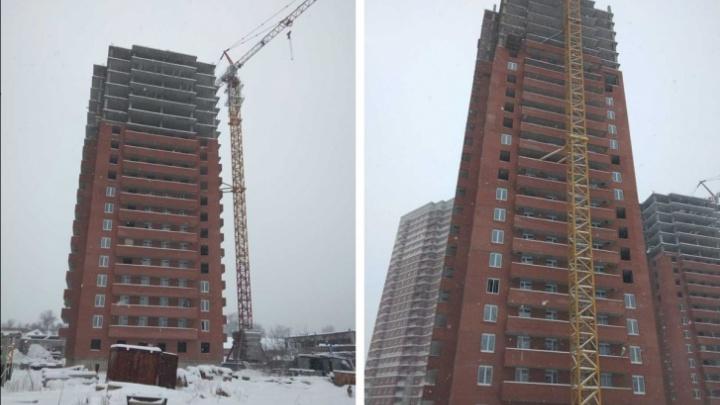 Застройщика высоток в Пашенном признали банкротом