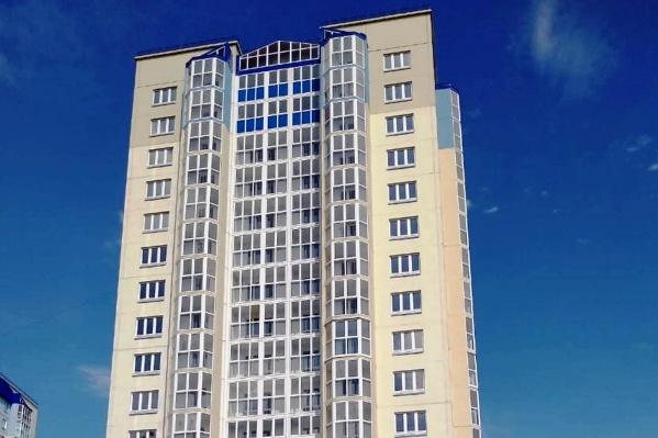 """В ЖК «На Дачной» есть еще один 16-этажный дом — <nobr class=""""_"""">на Долгирева, 5</nobr>"""