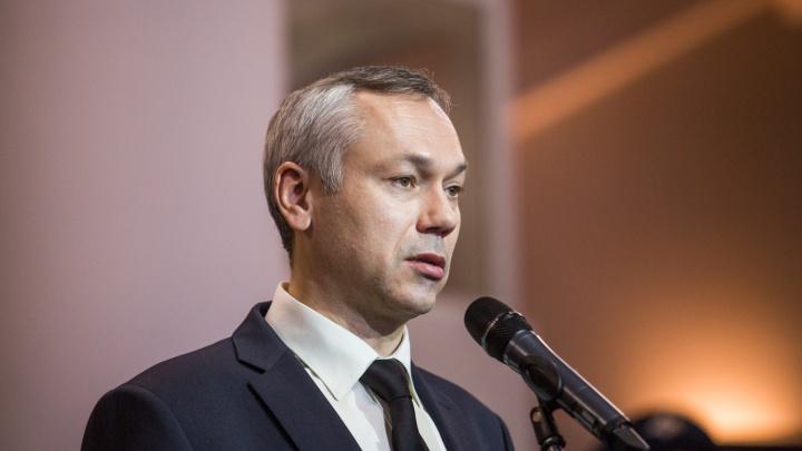 Губернатор допустил обязательную вакцинацию в Новосибирской области и даже назвал возможный срок