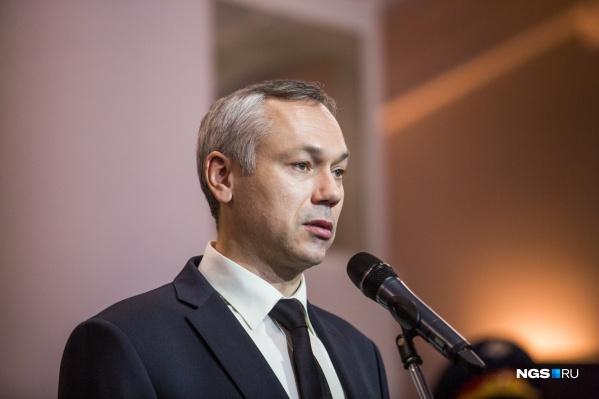 Андрей Травников заявил, что у него «неоднозначное» мнение об обязательной вакцинации