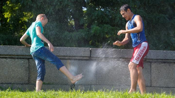 Испепеляющая жара и ночная прохлада: смотрим погоду в Волгограде на ближайшую неделю