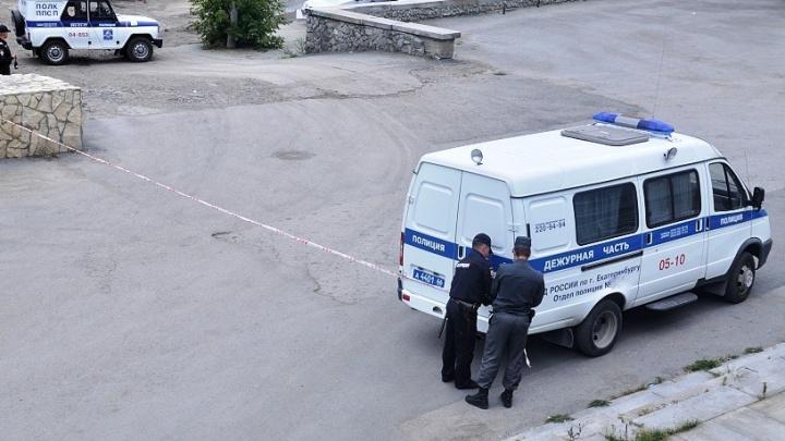 В Екатеринбурге мужчина умер в отделе полиции