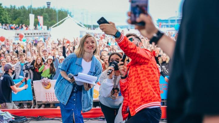 Фестиваль «Блогеры России» посетили больше 47 тысяч человек