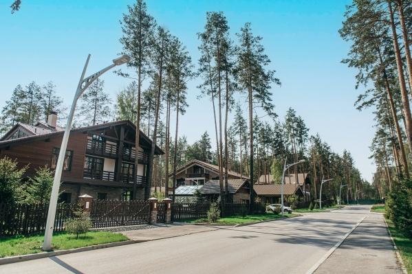 Участок под поселок «Образцово» выделили в 2006 году