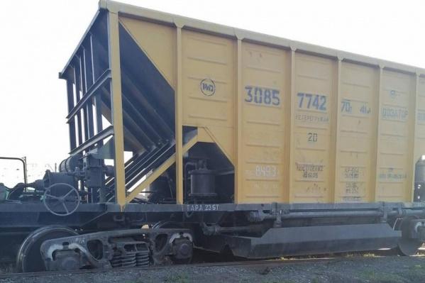 Следствие устанавливает размер причинённого ущерба из-за схода вагонов