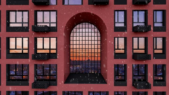 Круглые окна, соседский центр и трилистник: кто и как будет оживлять новый Юго-Запад