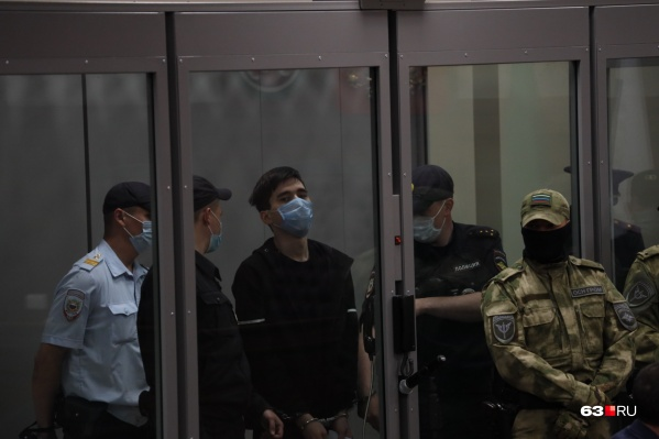 Суд отправил Ильназа Галявиева под арест на два месяца