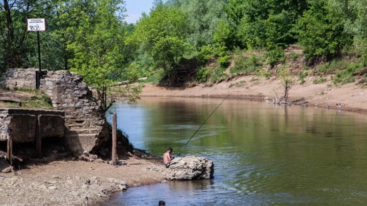 В Башкирии за один день семь человек утонули во время купания в необорудованных местах